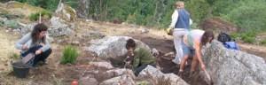 Excavaciones en Parpalinas