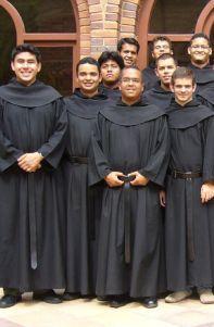 Frailes agustinos recoletos