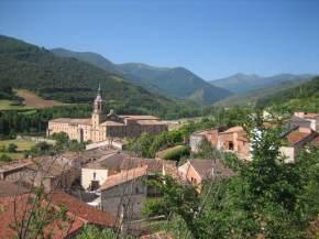 Monasterio de Yuso. San Millán de la Cogolla