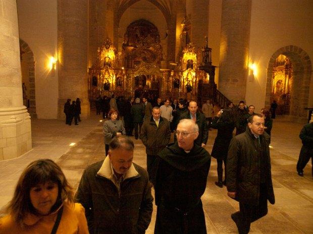 Monasterio de Yuso. Iglesia