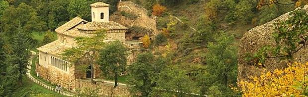Monasterio de Suso. San Millan de la Cogolla, La Rioja. Patrimonio de la Humanidad