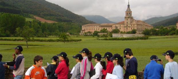 Monasterio de San Millán de Yuso. Agustinos Recoletos